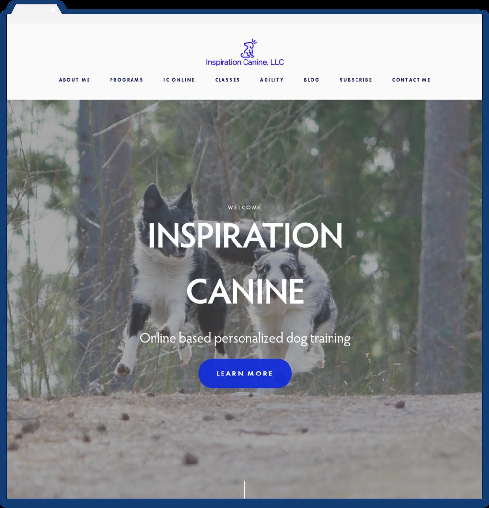 Inspiration Canine, Instuctor -