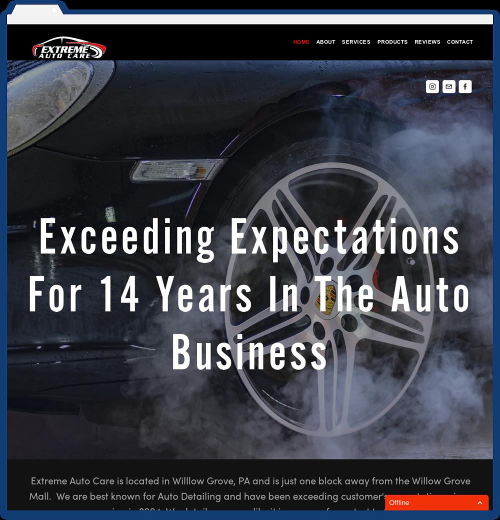 The Extreme Auto, Auto Detailing -