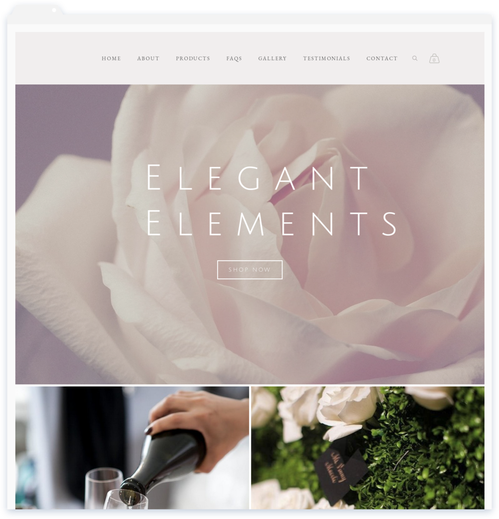 Elegant Elements, Event Planning -