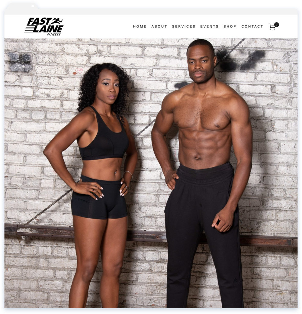 Fast Laine Fitness, Personal Trainer -