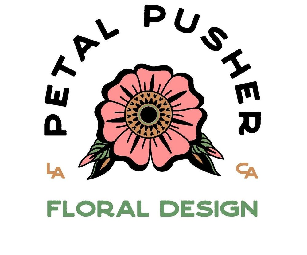 We push petals on pedals