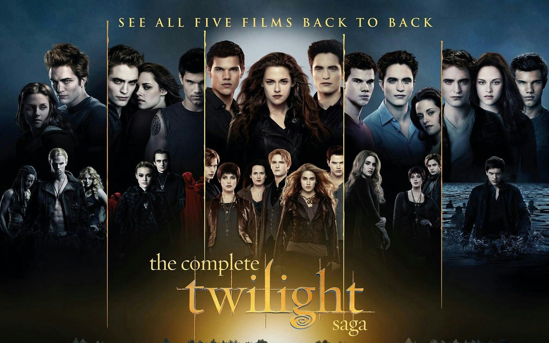 The Twilight Saga 2008 2012 Nate Taves