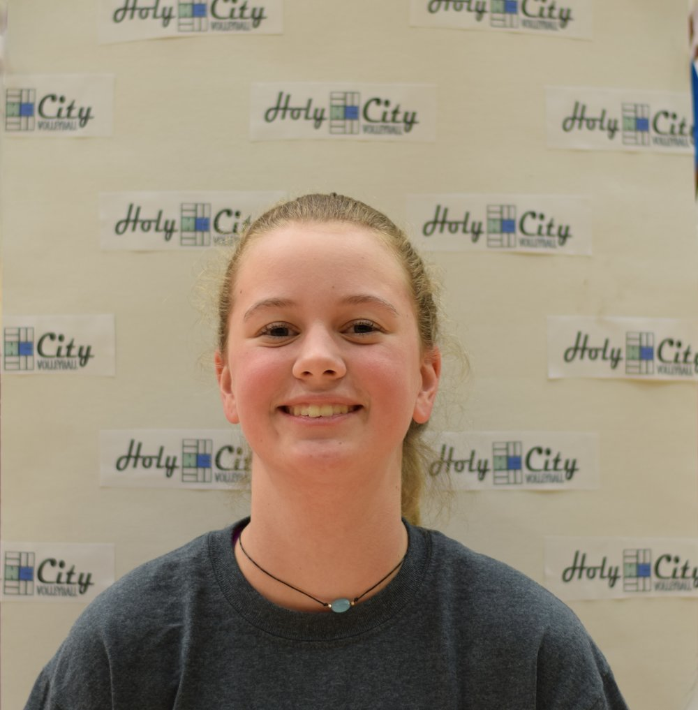 Anna Caroline McInnis #12 Christ Our King 8th Grade - FUN FACT: Sister used to work at Disney