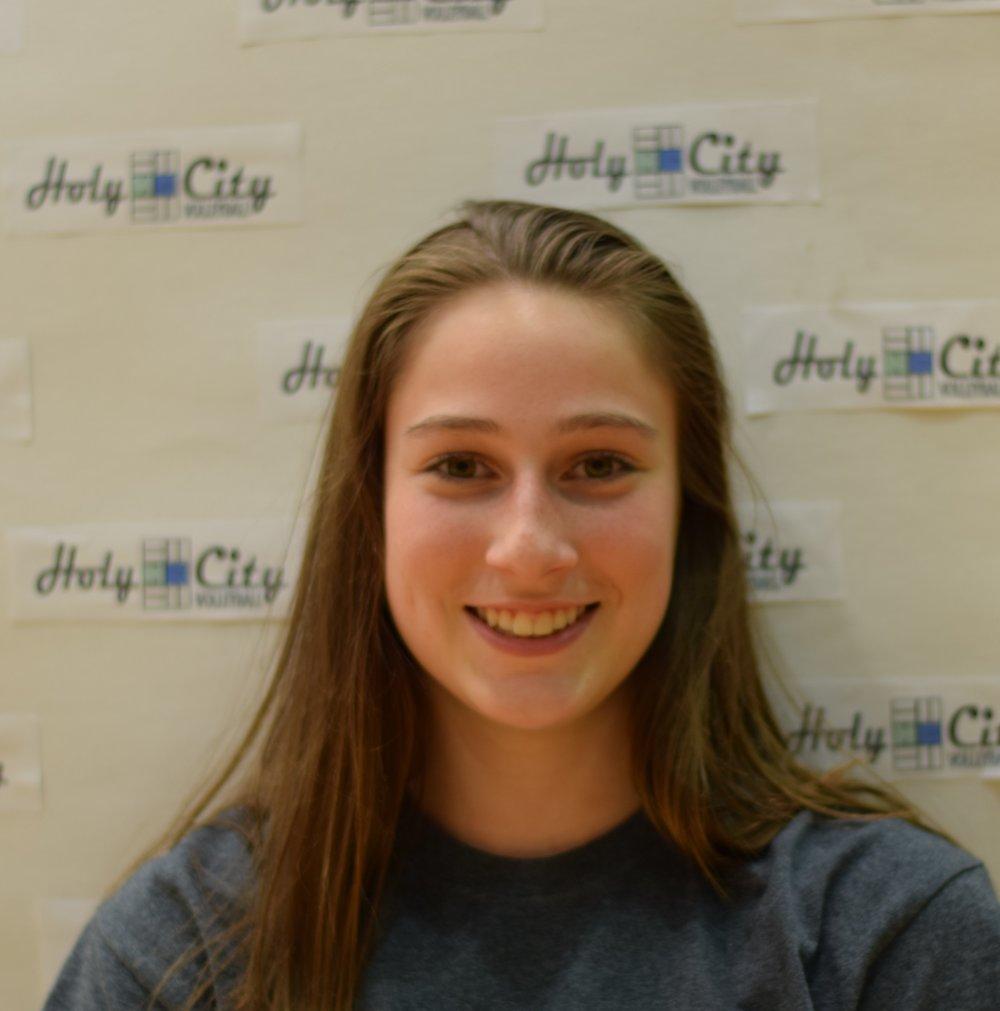 Ella Schar #11 Mason Preparatory 8th Grade - FUN FACT: Lived in England for 3 years