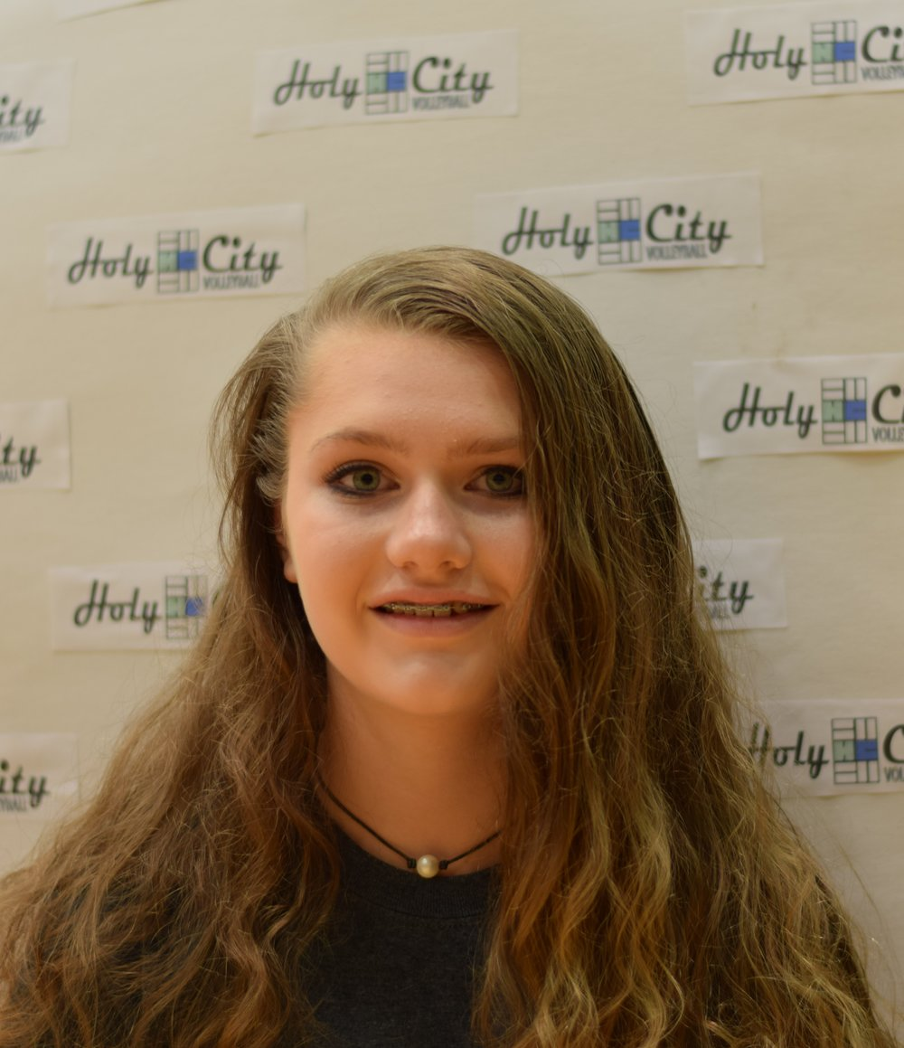 Jacqueline Van Sack #10 Ashley Hall 8th Grade - FUN FACT: Wrote a children's book and published it to the Library of Congress