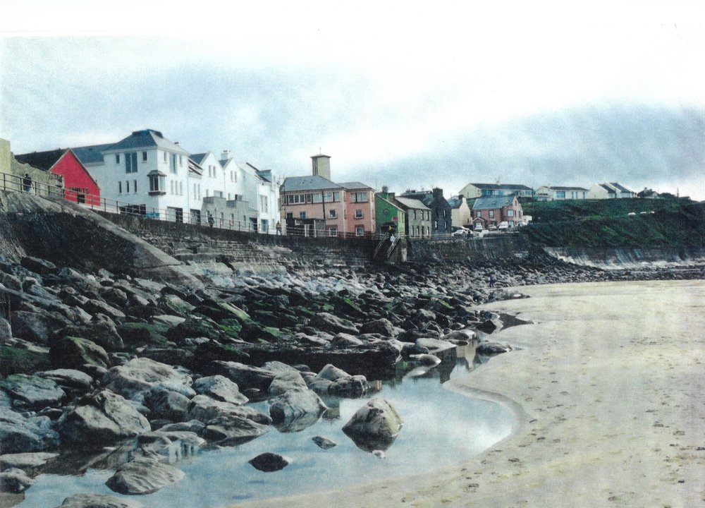 Irish Seaside Town