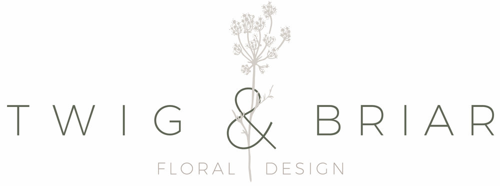 Twig + Briar is a floral design studio specializing in florals for elopements and intimate weddings.