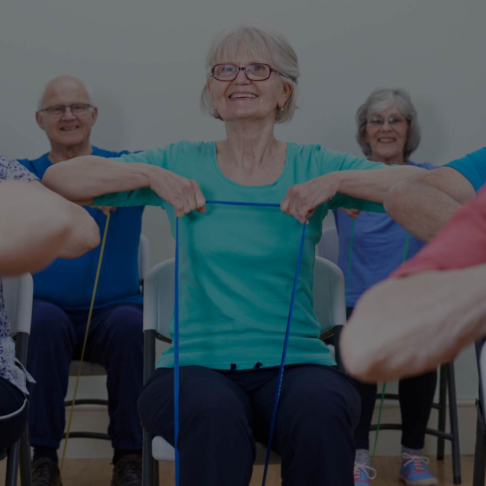Senior Classes at Ballard Health Club