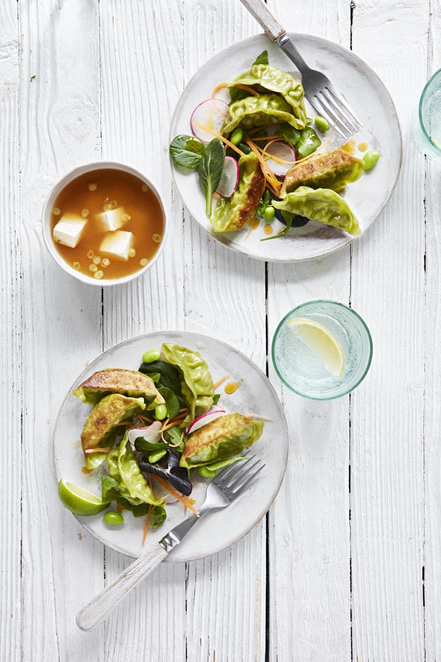 Food styling for Ajinomoto