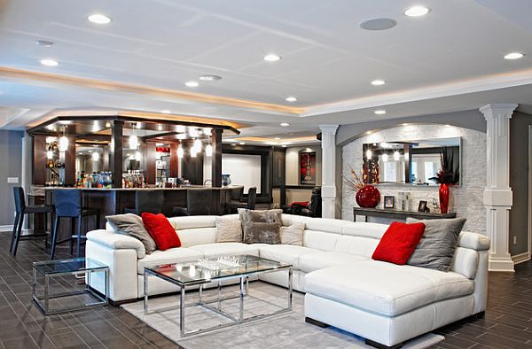 Create an incredible room for the family to enjoy