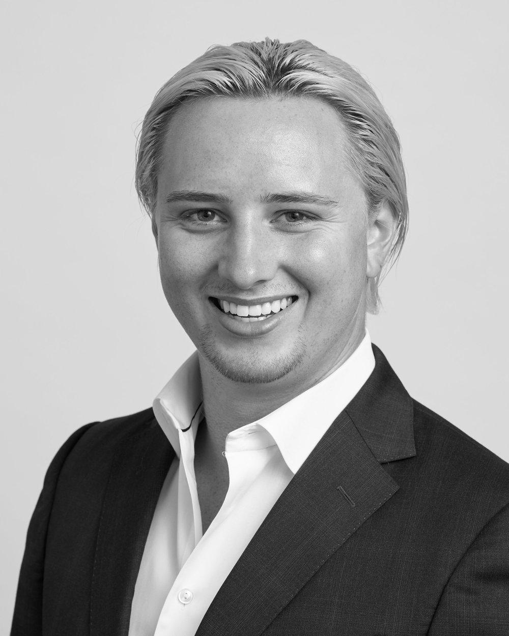 THOR HATTON, CEO -
