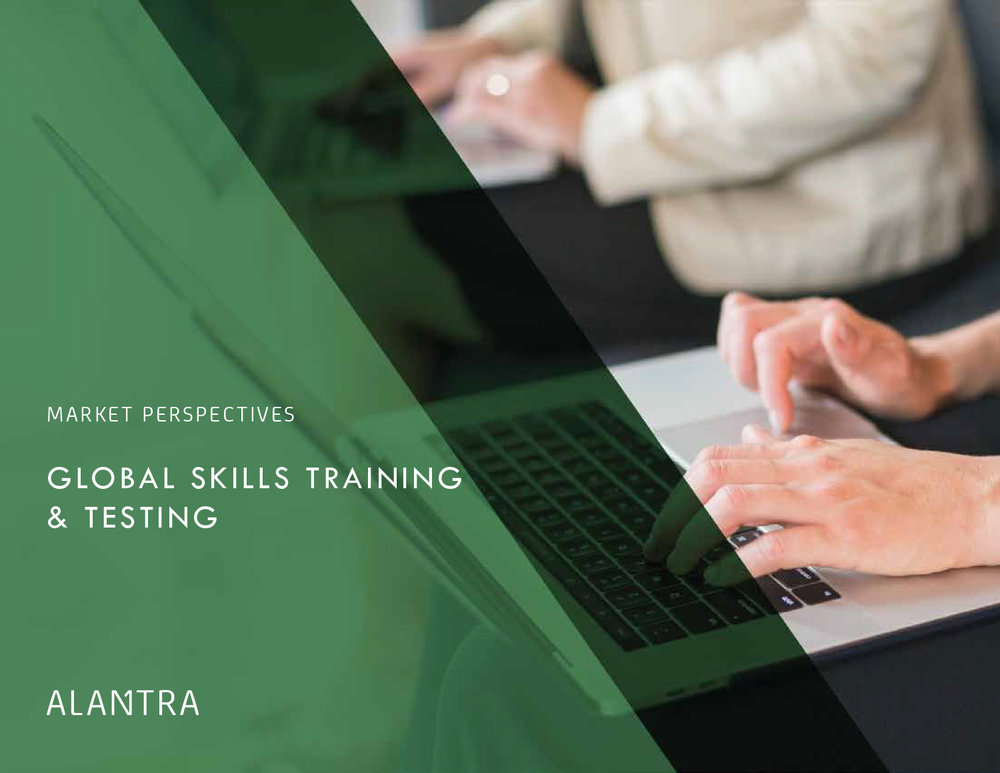 Global Skills Training & Testing - Massive global demographic shifts and skills gap driving need for technology enabled skills training. Substantial shortage of educated, skilled workers and college graduates entering job market with necessary capabilities. Online training and skill certifications critical component of modern labor.