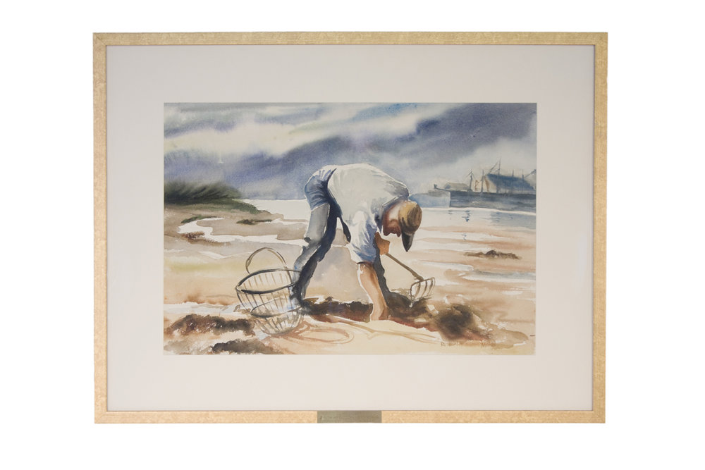 The Clam Digger
