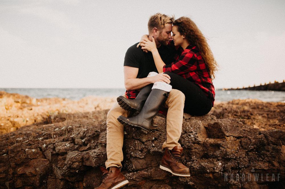 Adventurous Engagement Photographer in Minnesota