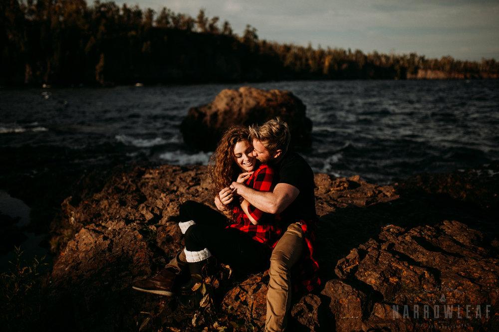 Minnesota Adventure Wedding Photographer