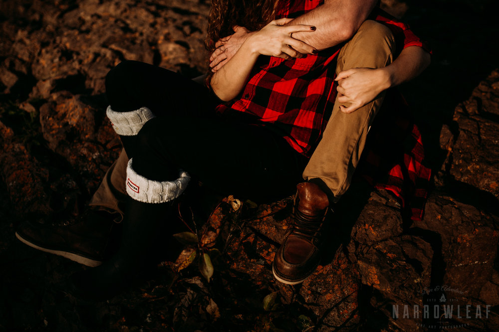Engagement Fall Style Inspiration.