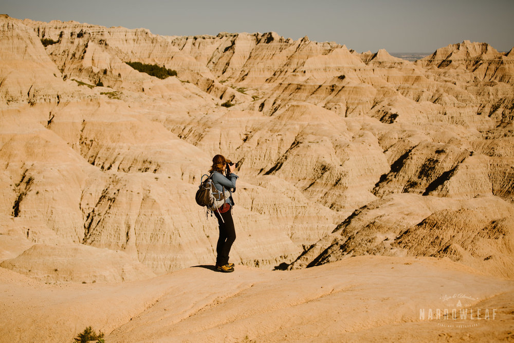 The Badlands never disappoint!