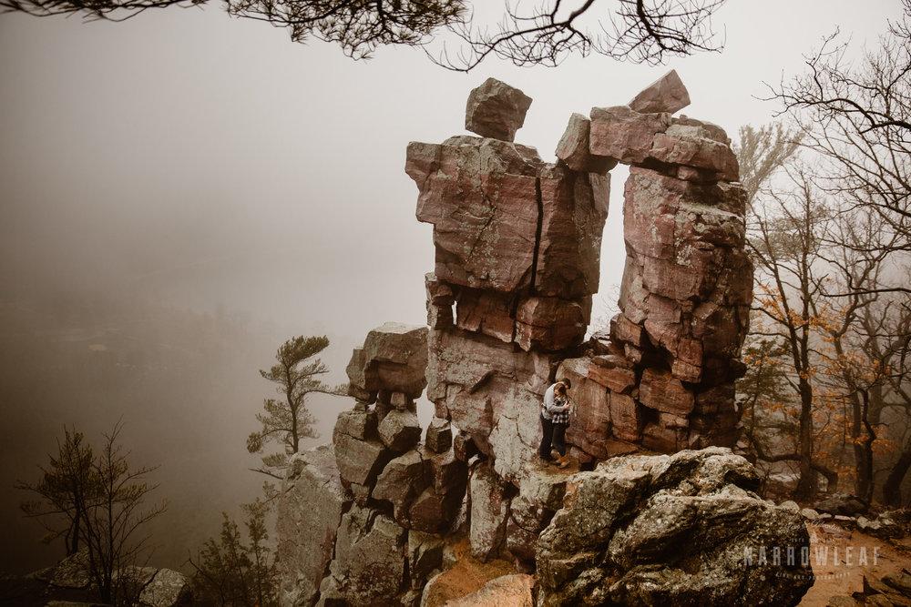 foggy-hiking-engagement-photos-devils-lake-state-park-Narrowleaf_Love_and_Adventure_Photographer-3524.jpg