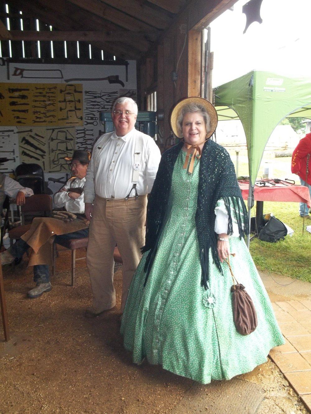 april 2012 civil war days at heritage homested 073.jpg