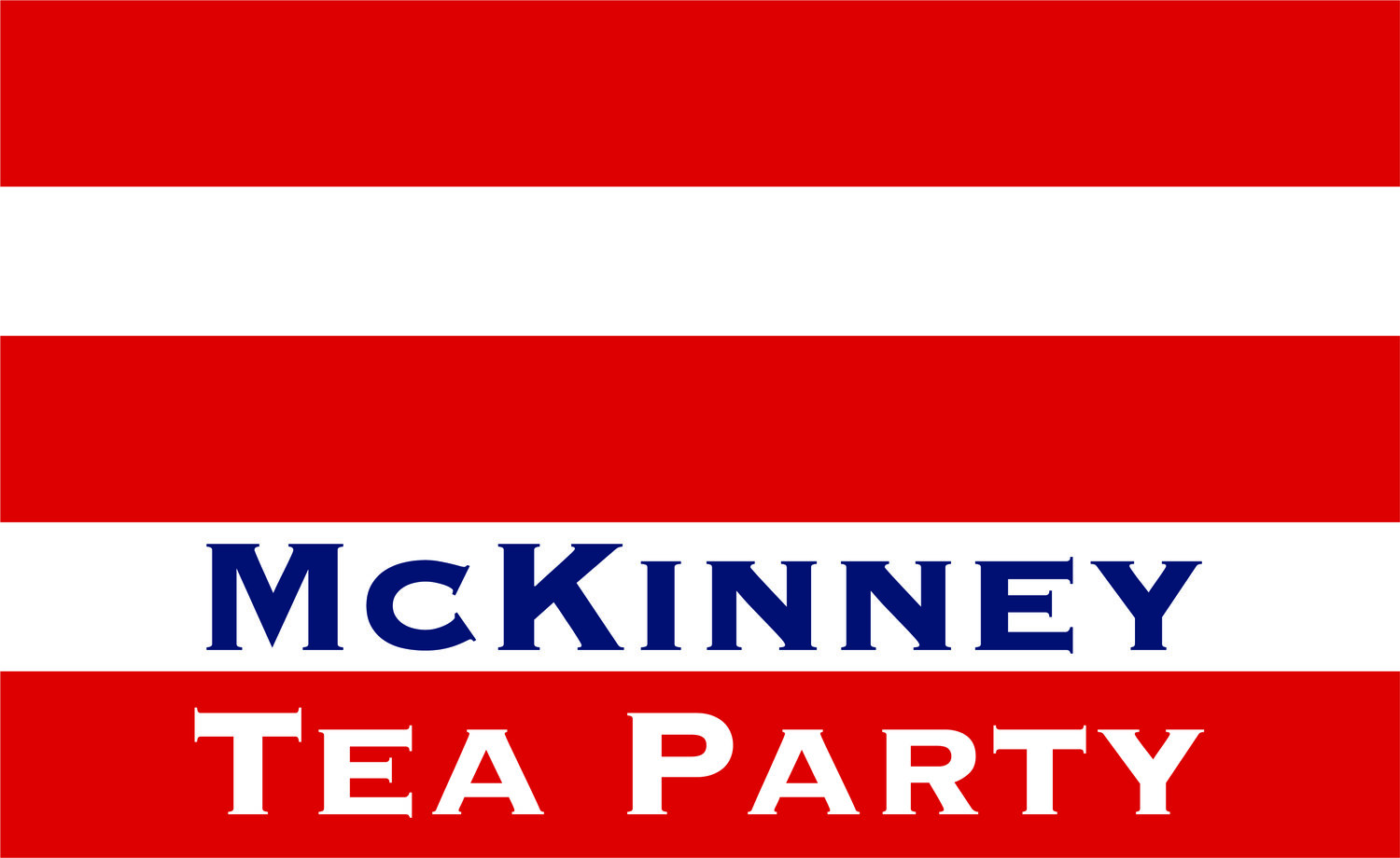 McKinney Tea Party
