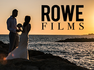 Thank you so much Tommy. You really are amazing! If anyone is considering a wedding film, please don't give it a second thought and book Rowe Films. We will be eternally grateful.