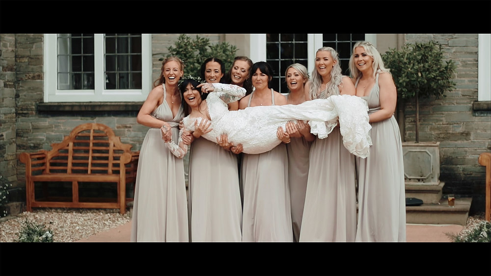 wedding videography devon Cornwall Somerset