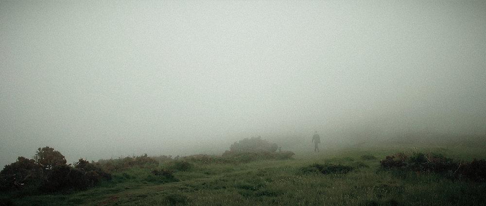 north devon fog video
