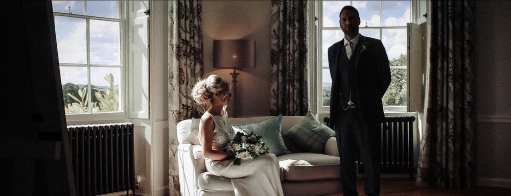rockbeare manor devon wedding videography
