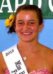 Molly Ousborne, 2012