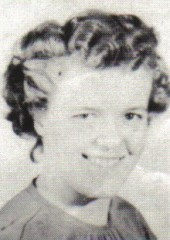 Mary Grace Mullinix, 1950