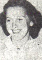 Frances Scaggs, 1949