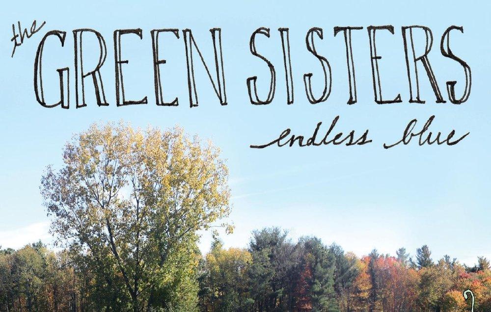 green sisters - endless blue.jpg