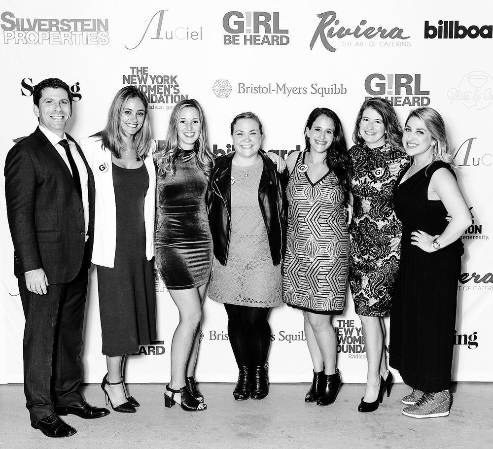 Amplifiers from Gotta Love Girls Gala 2017