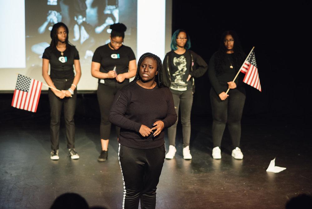 Programs - GBH runs theatre education programs in NYC