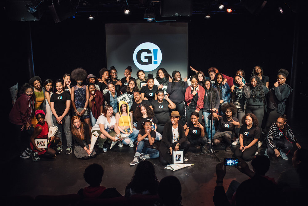 GBH community - Get to know all of us at Girl Be Heard