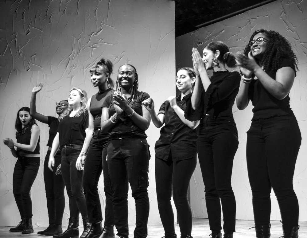 Come see girl be heard - Join us at a performance!