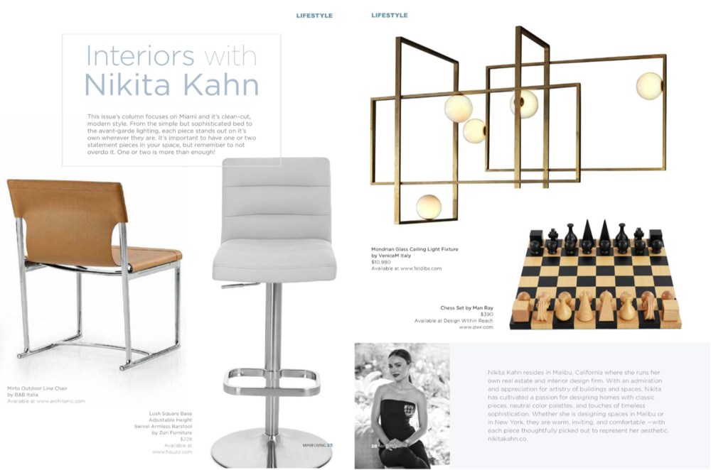 Nikita Kahn_Miami Living Magazine_Interior Design Column.png