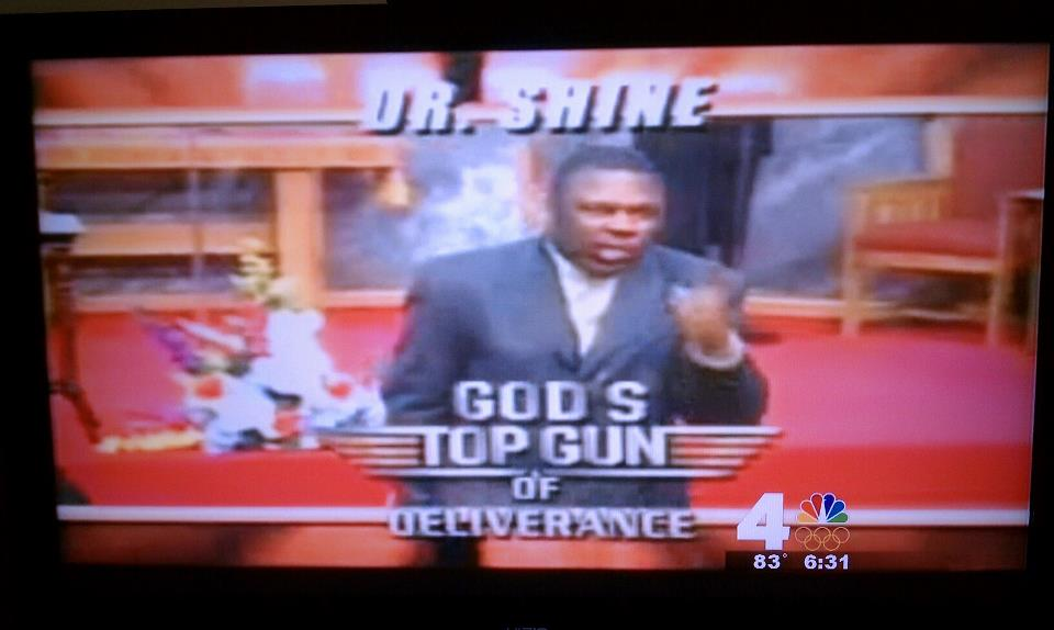 God's Top Gun of Deliverance
