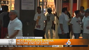 061913+miami+heat+fans+leave+early
