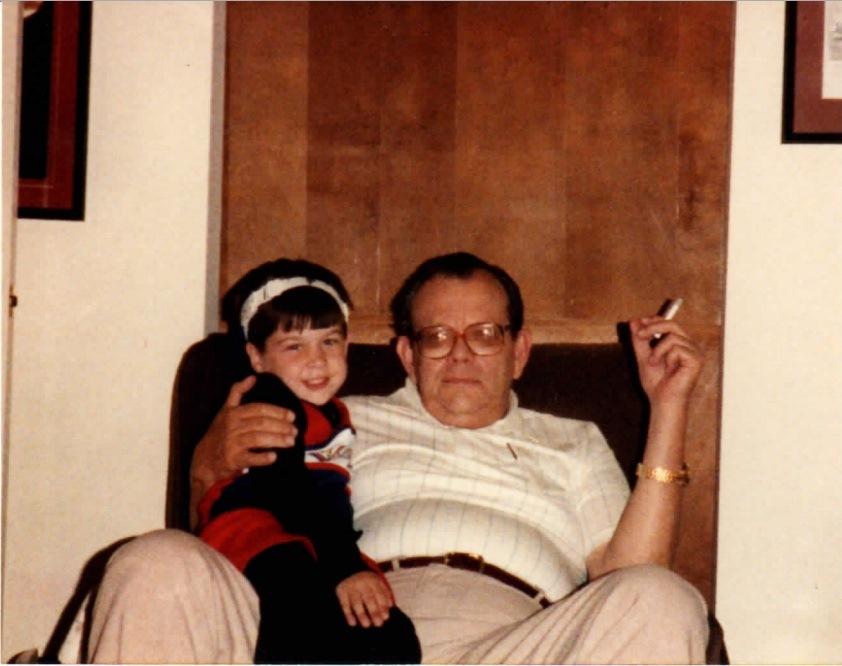 Teer and Granddad H