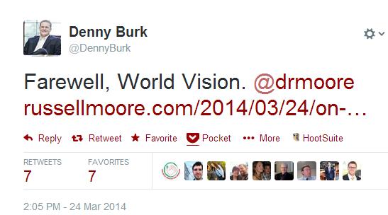 Burke Tweet