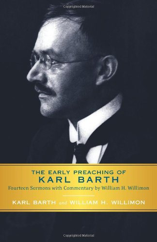 early-preaching-of-karl-barth