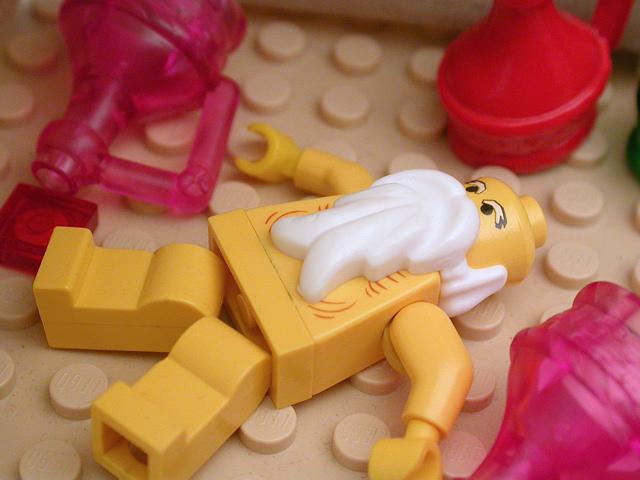 lego noah drunk