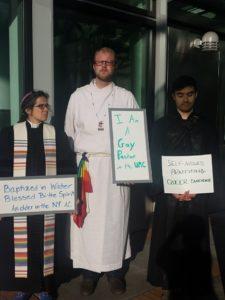 GC protest
