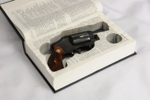 gun in bible