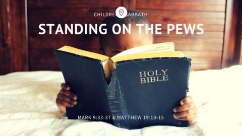 October 15 2017 - Standing on the Pews - Childrens Sabbath.png