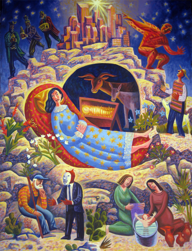 Nativity -    James Janknegt