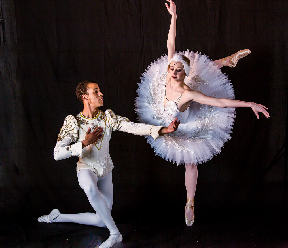 Dancers: Martin Skocelas-Hunter & Sarah Brower