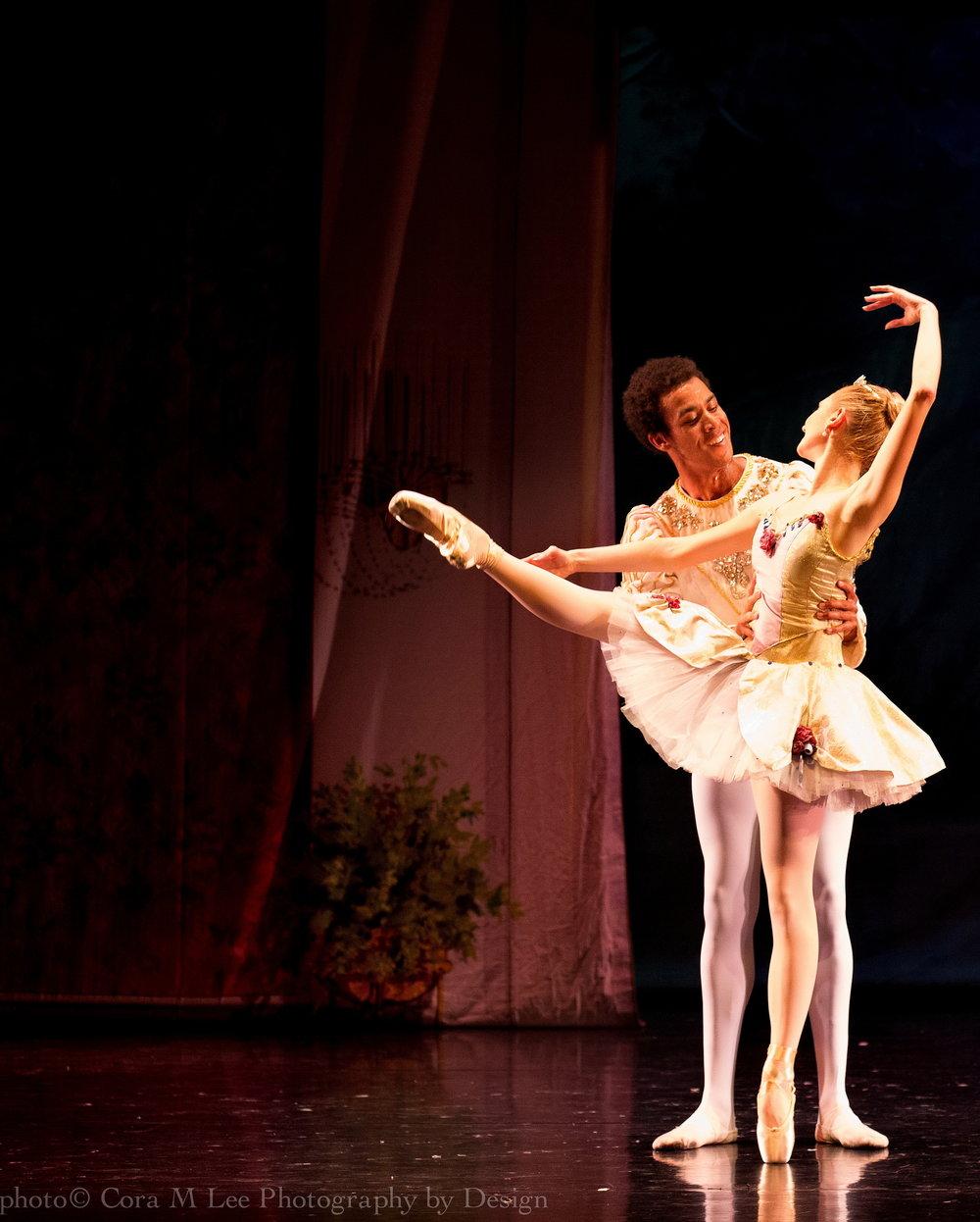 Dancers: Martin Skocelas-Hunter & Sarah Brower