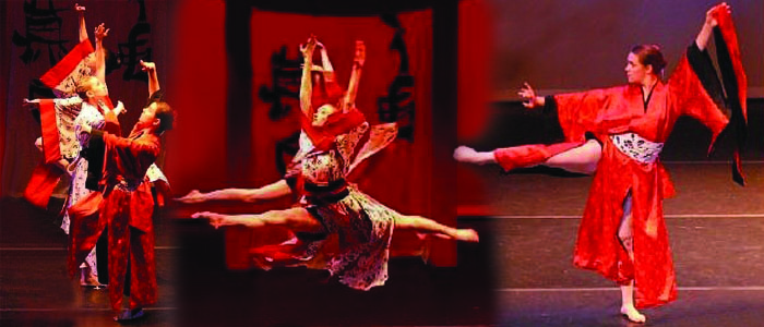 Dancers: Diana Jewell, Sarah Brower, & Beth Kenney